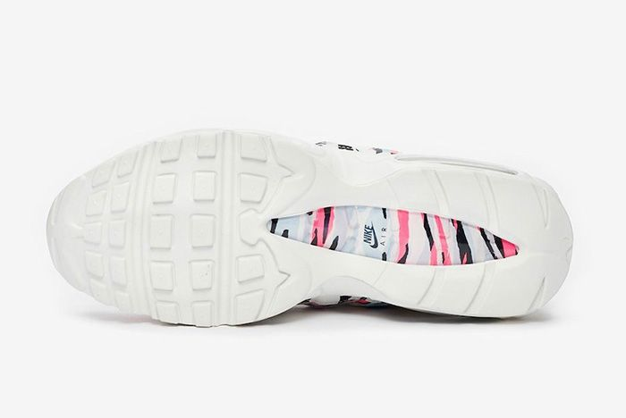 Nike Air Max 95 Ctry Korea Cw2359 100 Release Date On White 6