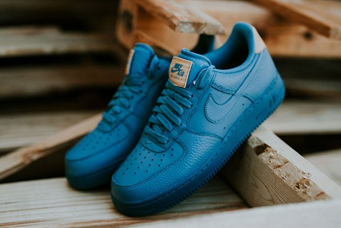 Nike Air Force 1 07 Lv8 Smokey Blue 5