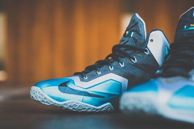 Nike Lebron 11 Gamma Blue Bump 2