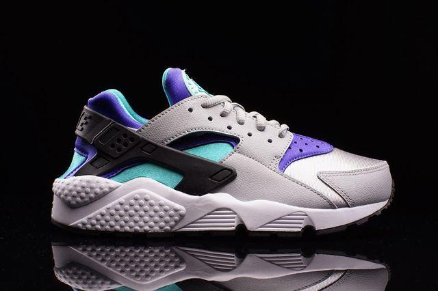 Nike Huarache Artisan Teal Persian Violet 2