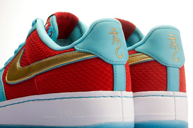 Nike Air Force 1 Year Of The Dragon 2 06 1