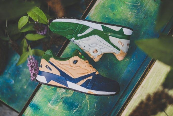 Diadora N9000 Feature