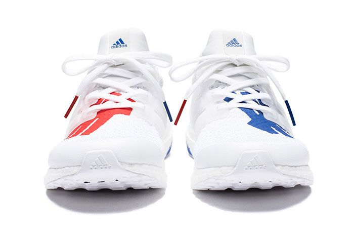 Undefeated X Adidas Ultraboost Stars And Stripes 3 Front