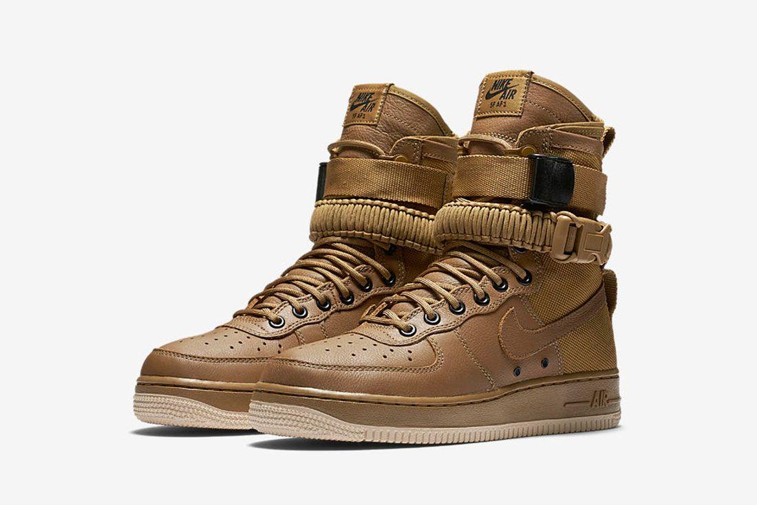 Nike Sf Air Force 1 7