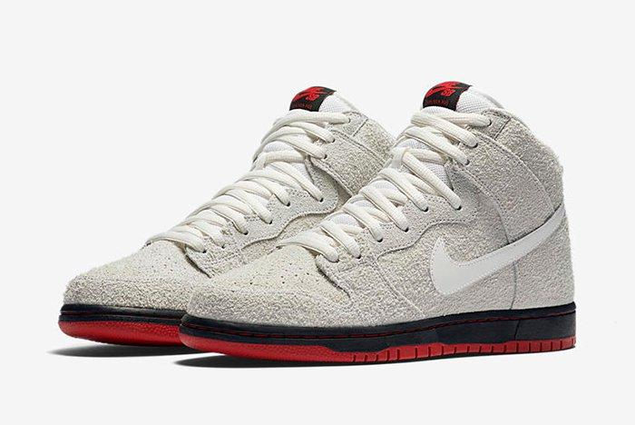 Black Sheep X Nike Sb Dunk High Wolf In Sheeps Clothing16