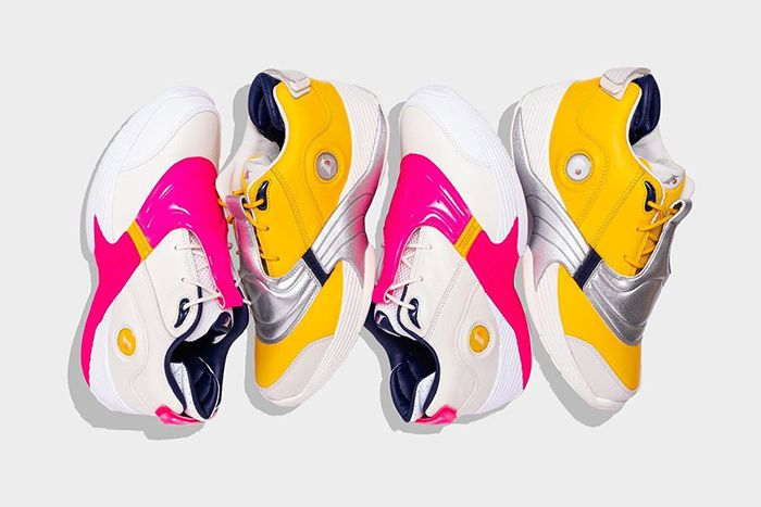 Eric Emanuel Reebok Answer V White Pink Release Date Hero