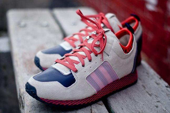 Adidas Opening Ceremony Newyork Runner Red Hero 1