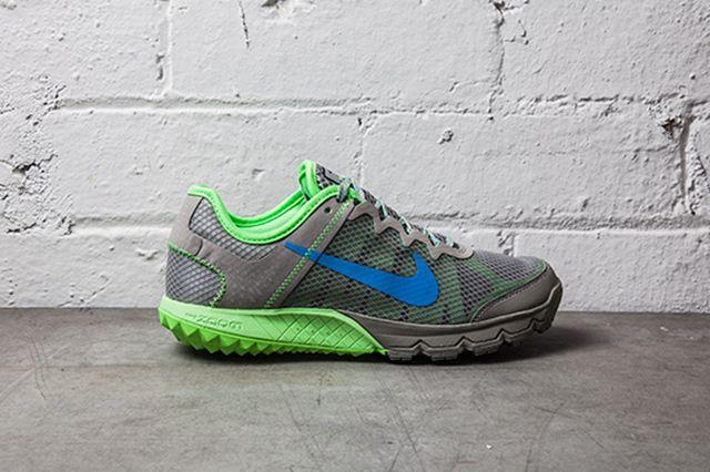 Nike Zoom Wildhorse Mercury Grey Flash Lime 1