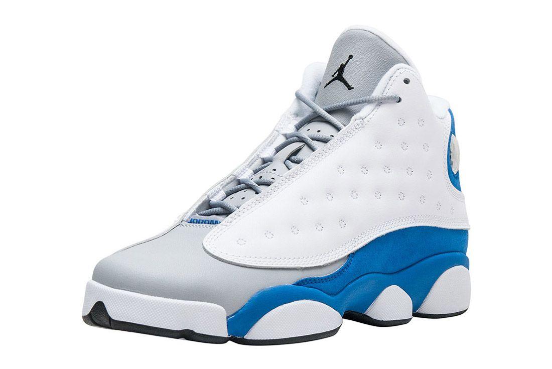 Air Jordan 13 Italy Blue 3