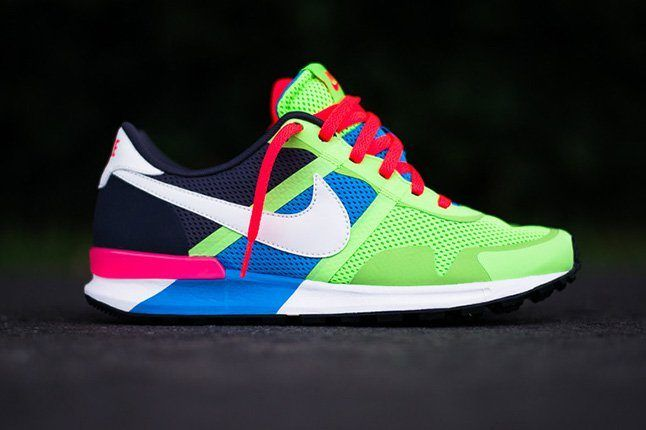 Nike Air Pegasus 30 Flash Lime Blue Hero 1 1