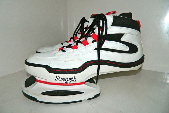 Strength Shoes 2