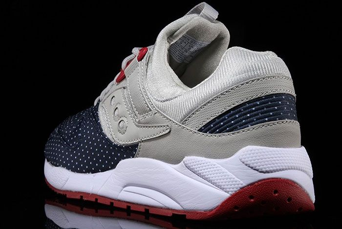 Saucony Grid 9000 Microdot 6