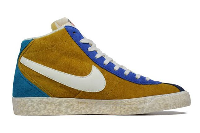 Nike Bruin Mid Vintage Side 1