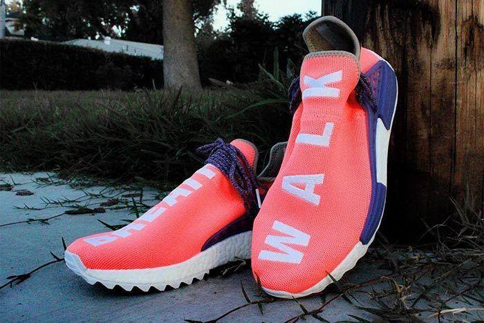 Adidas Nmd Hu Breathe Walk Melon 2 Sneaker Freaker