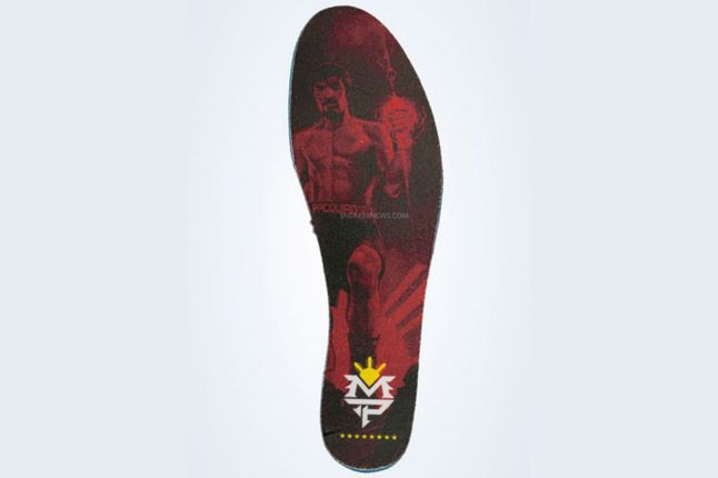 Manny Pacquiao Nike Lunar Tr1 Insole 1