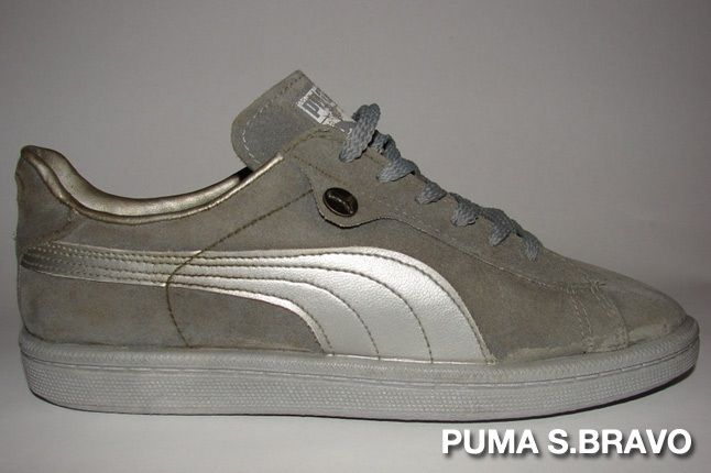 Puma S Bravo Grey 2