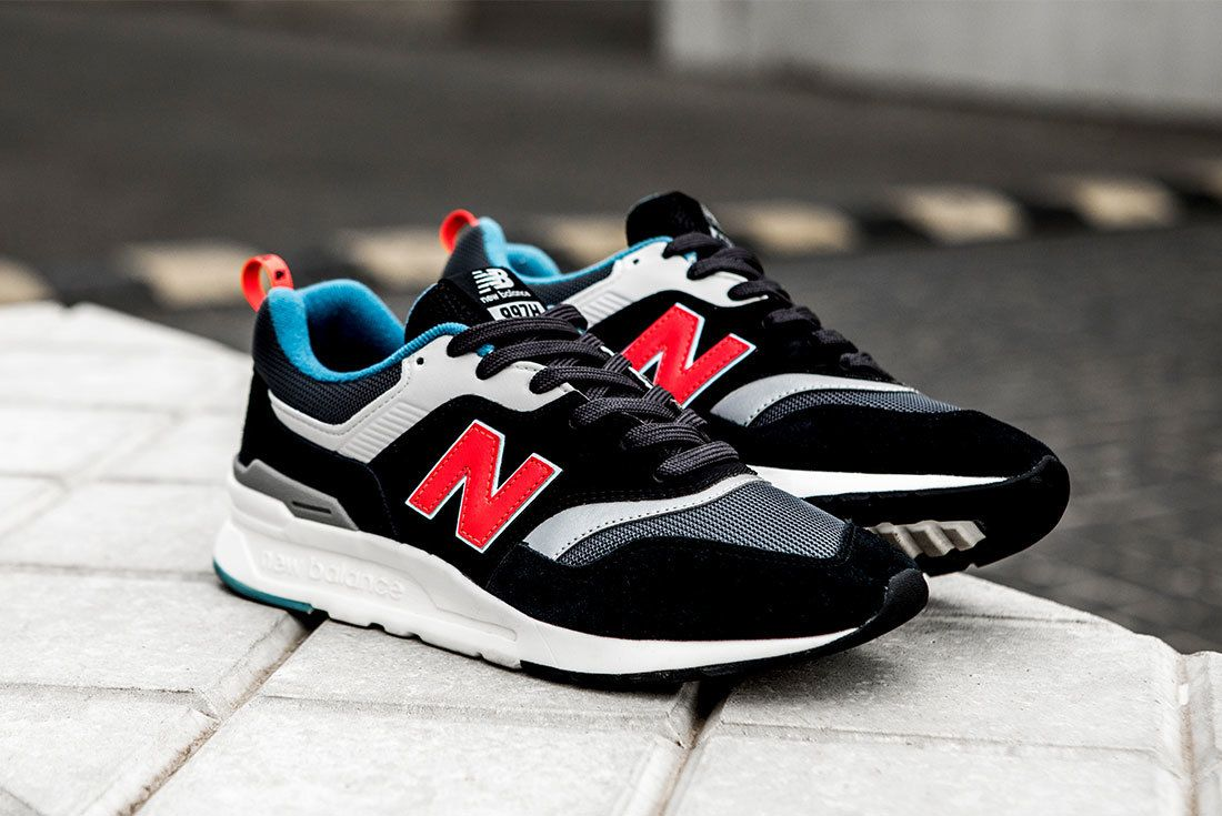 New Balance 997 H Hypothesis Magnet Energy Red Sneaker Freaker1