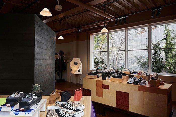 Sneakersnstuff Tokyo Flagship Store Inside6