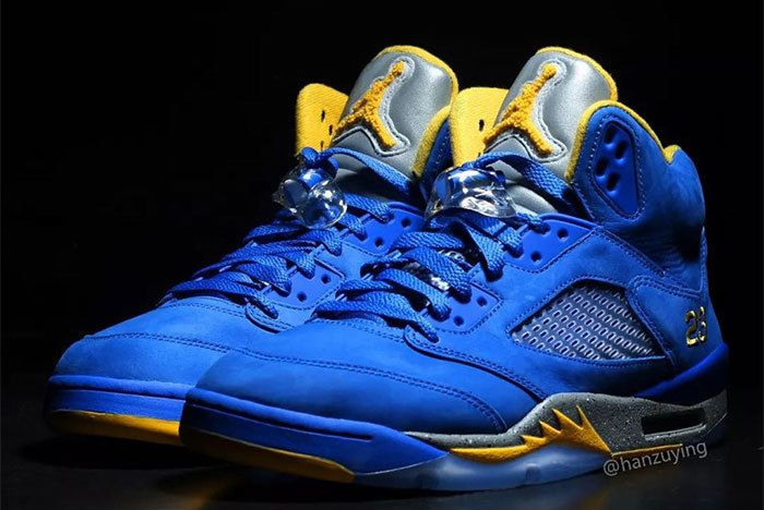 Air Jordan 5 Retro Jsp Laney Cd2720 400 Release Date 2