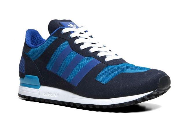 Adidas Zx700 Kazuki Kuraishi Blue Outer Profile 1