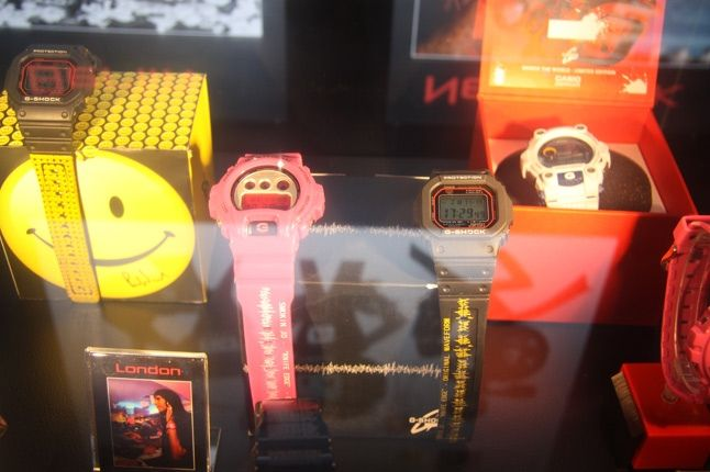 G Shock Collaborations 1