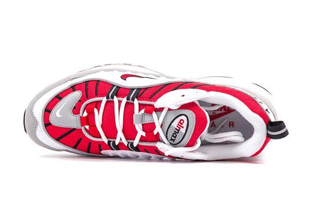Nike Air Max 98 University Red 8