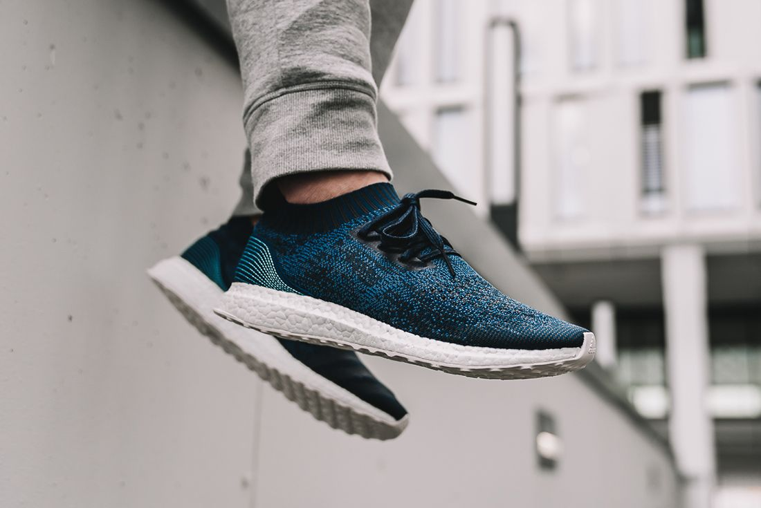 Parley For The Oceans X Adidas Ultra Boost Uncaged4