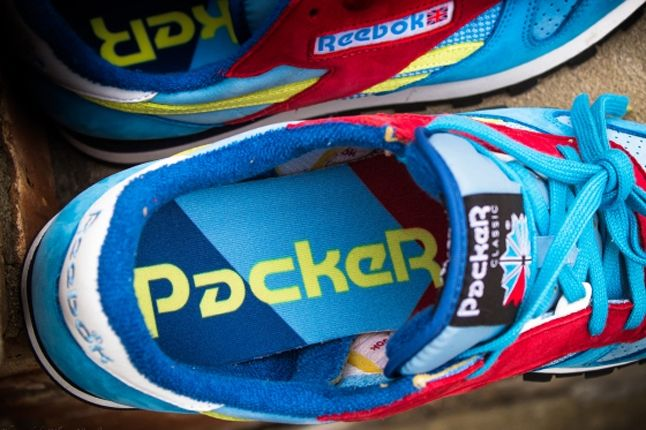 Packer Rbk Classic Leather Reebok Insole Detail 1