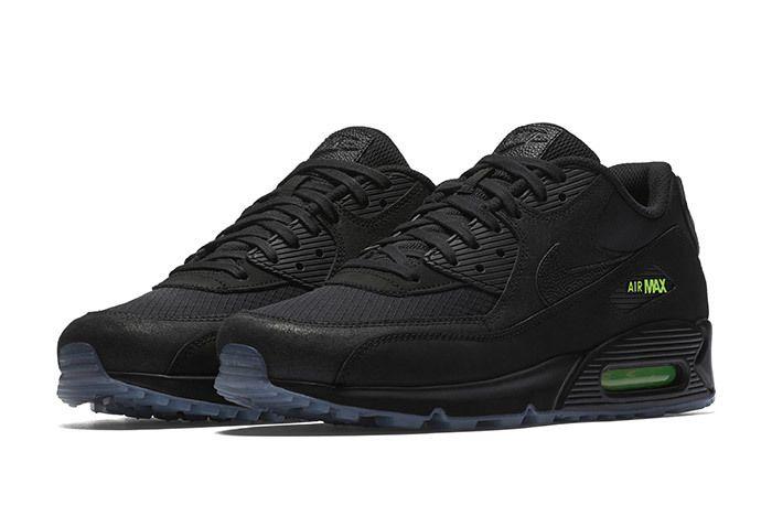 Nike Air Max 90 Black Neon 6