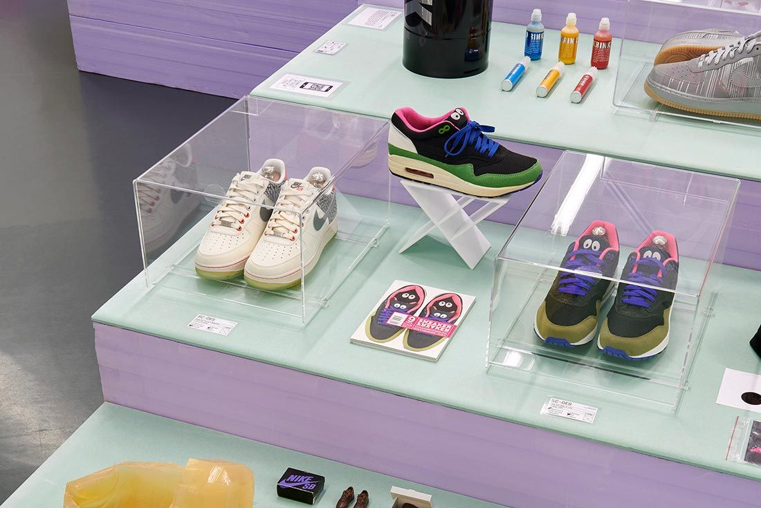 Mudac Sneaker Colab Sf