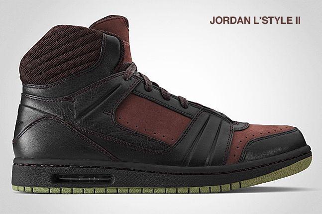 Jordan L Style Ii 2