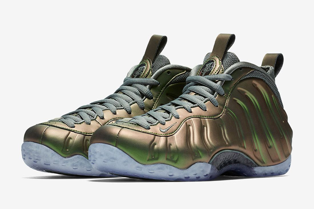 Wmns Nike Air Foamposite One Shine Sneaker Freaker 2
