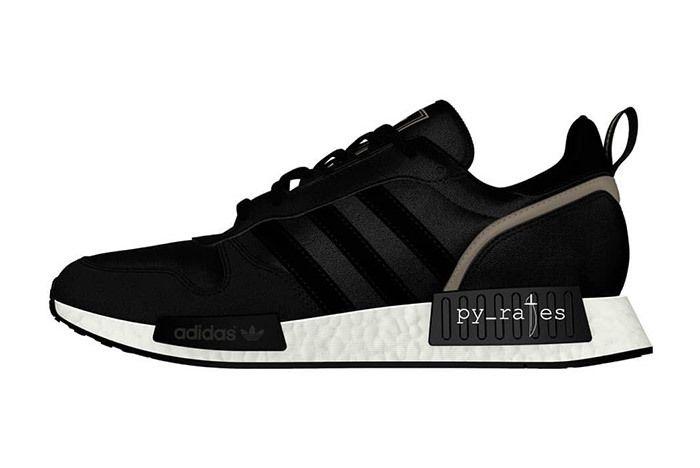 Adidas Risingstarx R1 2