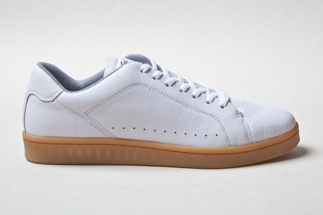 Lacoste Carnaby New Cup White Gum 1