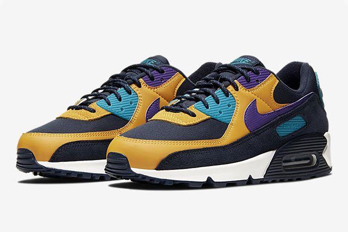 Nike Air Max 90 Qs Acg Black Yellow Cn1080 200 Official1