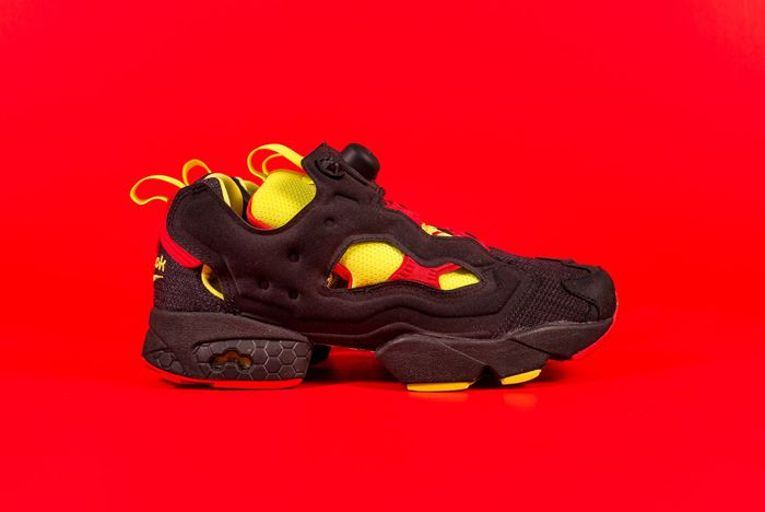 Packer Reebok Pump Fury Og Color Flip Pack Black 1