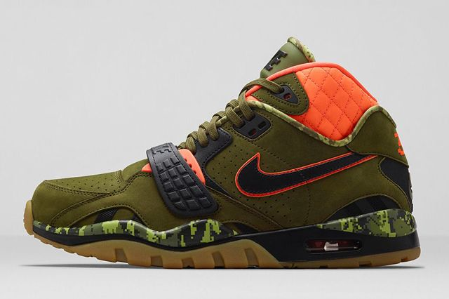 Air Trainer Sc Ii Faded Olive 3