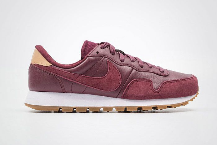Nike Air Pegasus 83 Premium Night Maroon Thumb