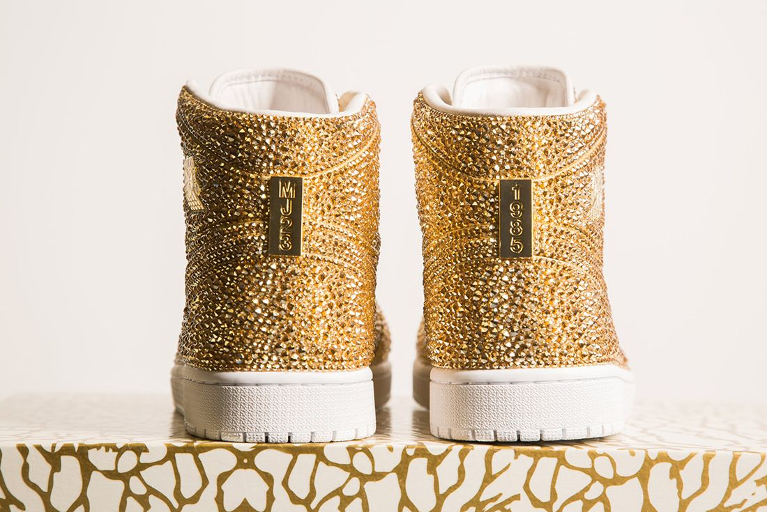 Air Jordan 1 Gold 1