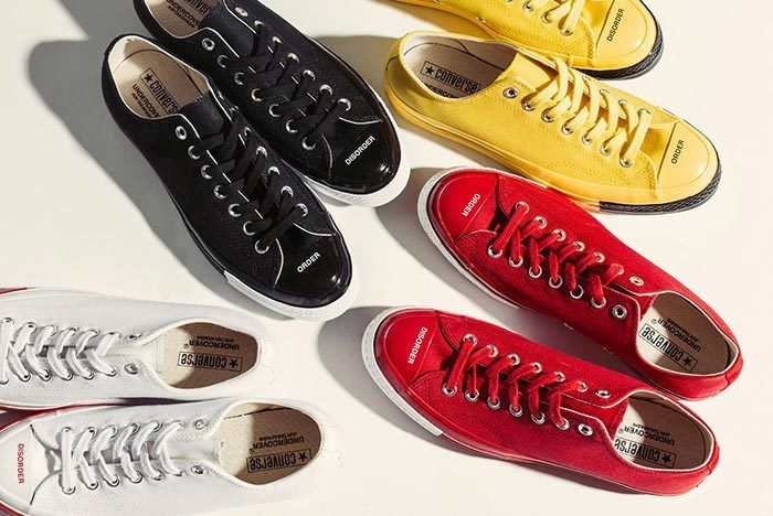 Undercover Converse Order Disorder 010
