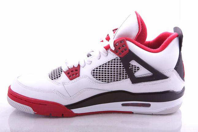 Air Jordan 4 Fire Red 09 1