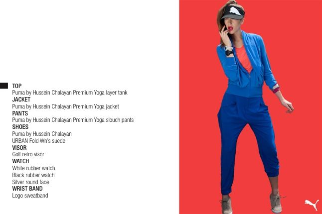 Puma Fashion 3 1