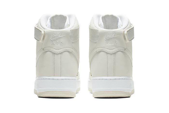Realtree White Nike Air Force 1 Heel