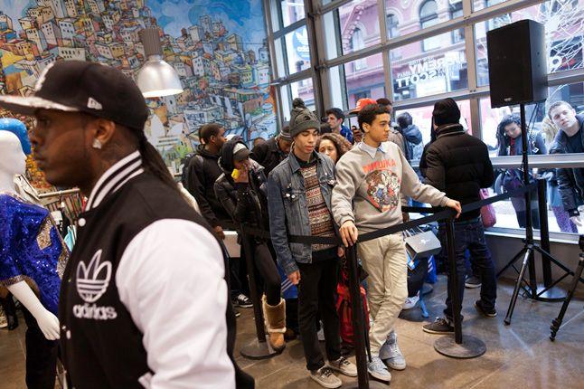 Jeremy Scott In Store Adidas Originals Soho New York 28 1