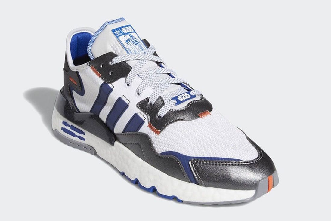 Star Wars Adidas Nite Jogger R2 D2 Fv8040 Release Date