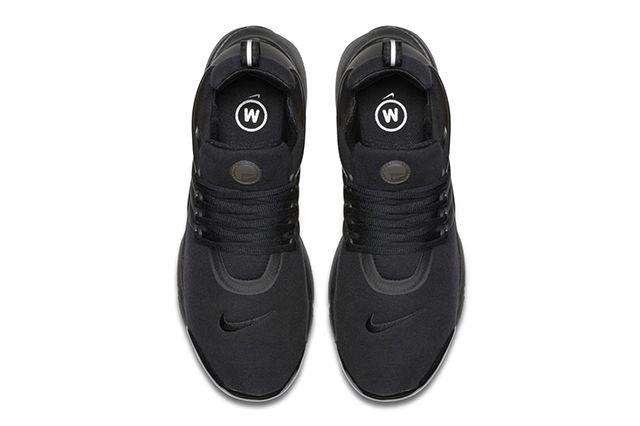 Nike Air Presto Tech Fleece 1
