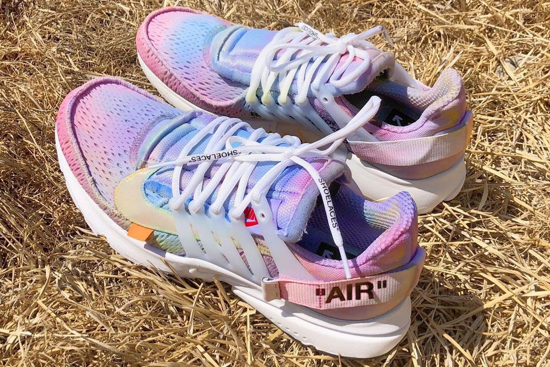 Nike Air Presto Off White John Mayer
