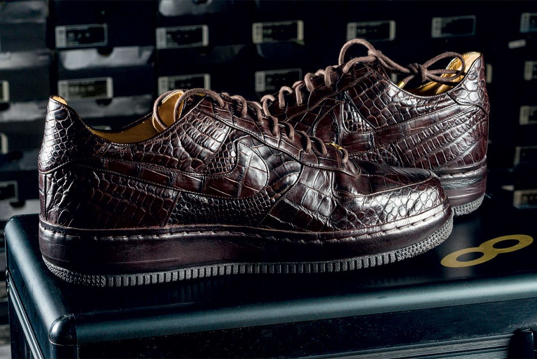 The Chicks With Kicks Sneaker Freaker Interview 2005 Nike Air Force 1 Croc