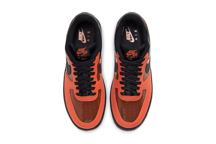 Nike Air Force 1 Low Shibuya Halloween 2019 Ct1251 006 Release Date Top Down