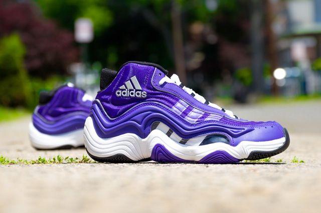 Adidas Crazy 2 Power Purple 1